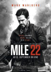 """Filmplakat zu """"Mile 22"""" © Universum Film"""
