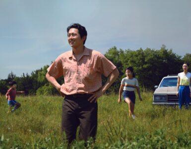 Familie Yi kommt auf ihrem neuen Grundstück an - Minari - Wo wir Wurzeln schlagen