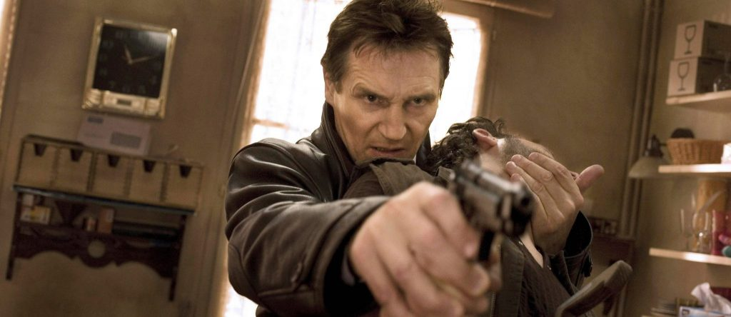 Liam Neeson in 96 Hours - Taken © 20th Century Fox Home Entertainment