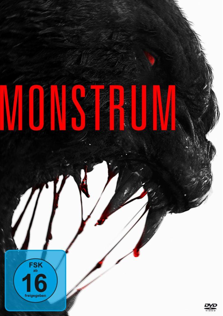 Das Cover zu Monstrum © 2019 Koch Films