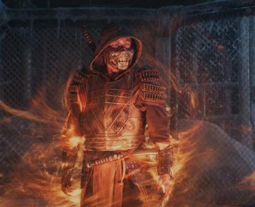 Scoprion zeigt in Mortal Kombat (2021) seine magischen Fähigkeiten