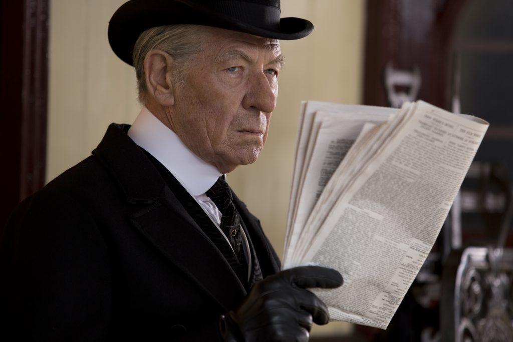 Mr. Holmes (Ian McKellen)