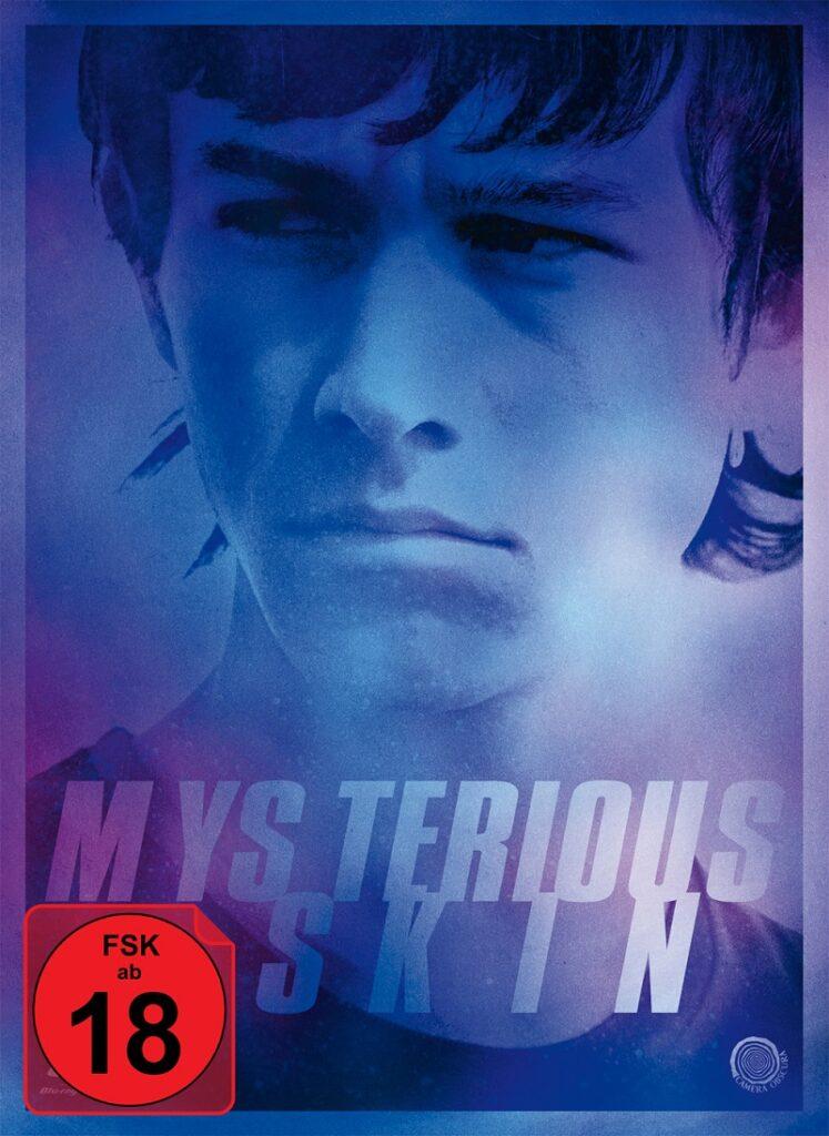Joseph Gordon-Levitt als Neil auf dem Cover von Mysterious Skin