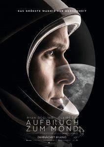 """Filmplakat zu """"Aufbruch zum Mond"""" © Universal Pictures"""