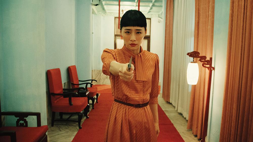 """Ausschnitt aus dem Drama """"Nina Wu"""""""