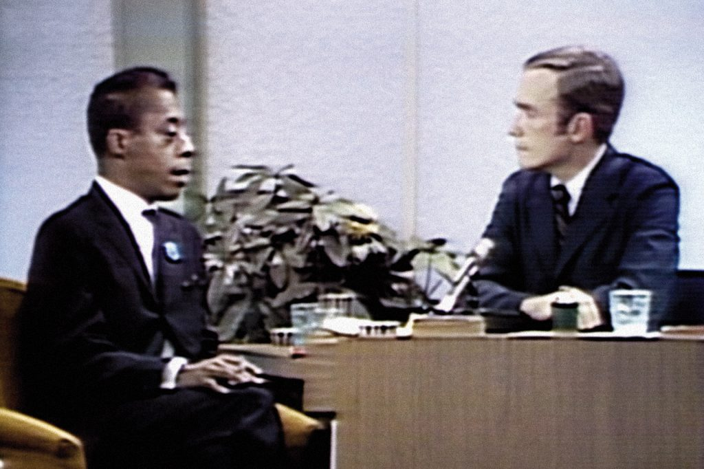 "Interview mit James Baldwin in ""I Am Not Your Negro"""