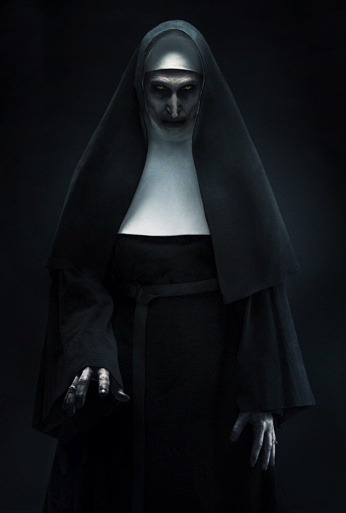 Bonnie Aarons als Valak in The Nun © 2017 Warner Bros. Entertainment Inc.