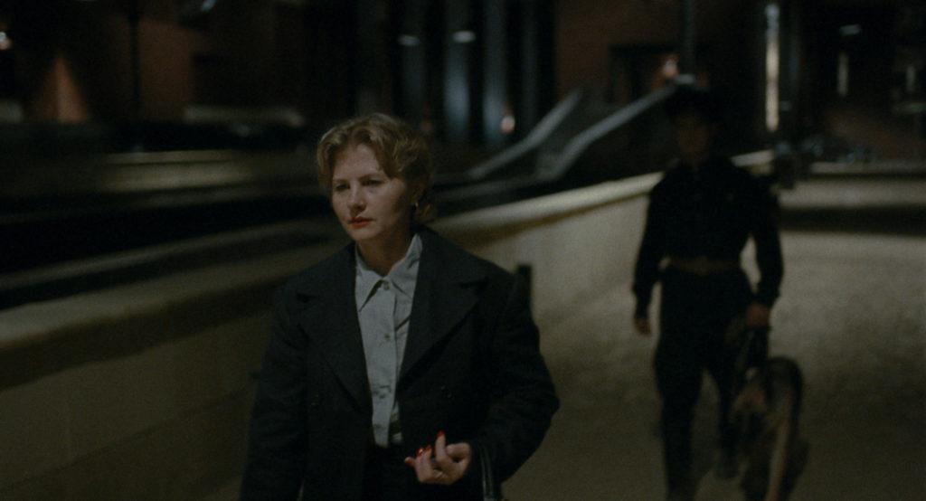 Natasha wird verfolgt