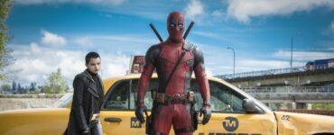 Negasonic (Brianna Hildebrand) und Deadpool (Ryan Reynolds) in Deadpool aus 2016