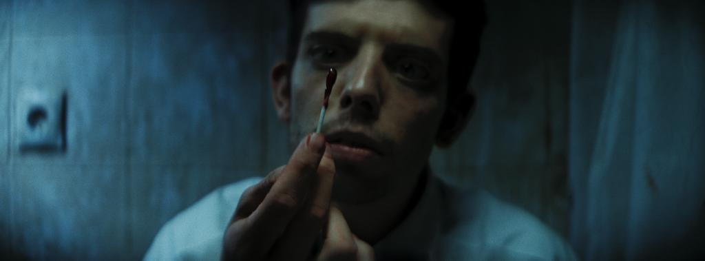 Mit Körperflüssigkeiten jeglicher Art geizt der Film nicht... | NIGHT OF THE VIRGIN © Neue Pierrot le Fou