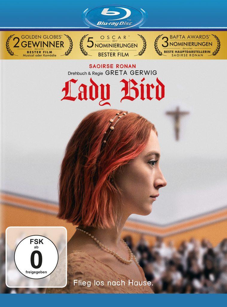 Offizielles Cover zu Lady Bird