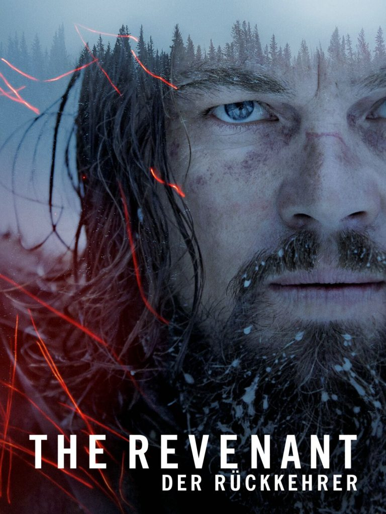 Offizielles Cover zum Film The Revenant © Twentieth Century Fox Home Entertainment