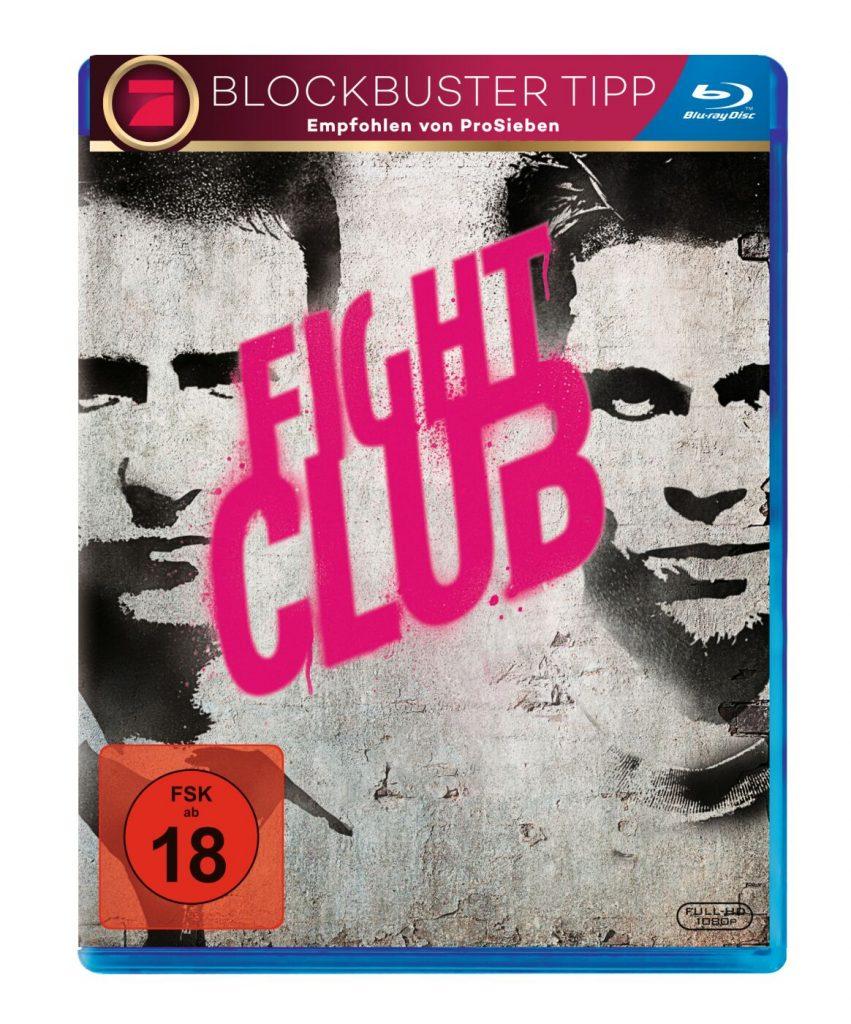Offizielle Box-Art zu Fight Club © 20th Century Fox Home Entertainment