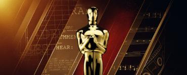 Das offizielle Plakat zur Oscar Verleihung 2020
