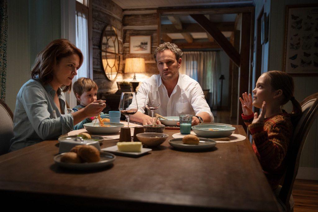 Familienessen © Paramount Pictures