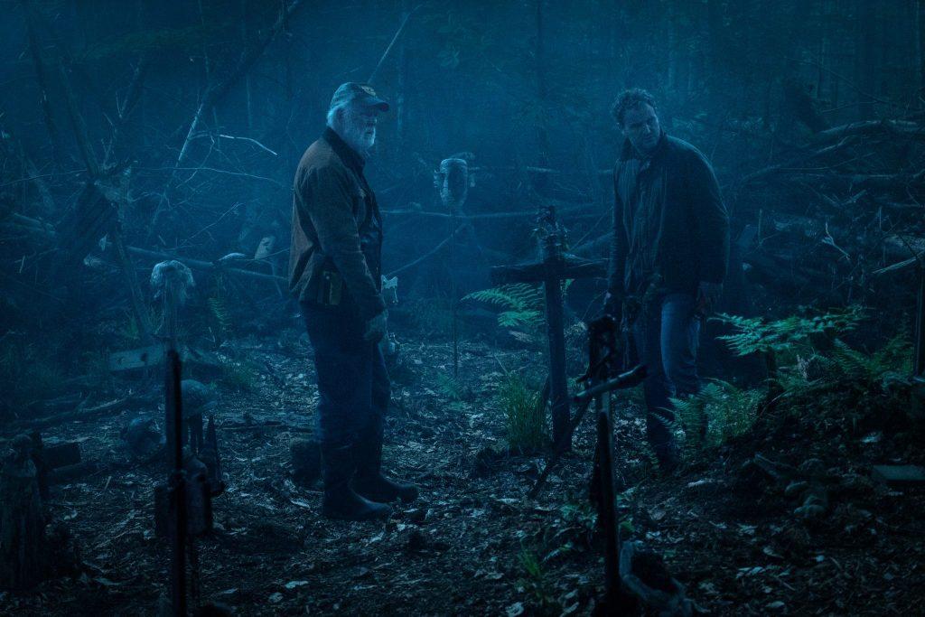 Mysteriöser Friedhof © Paramount Pictures