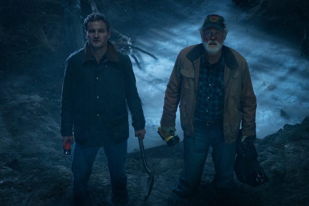 Louis (Jason Clarke) und Jud (John Lithgow) in Friedhof der Kuscheltiere. © Paramount Pictures