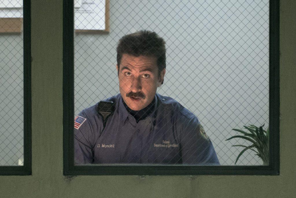 Pablo Schreiber spielt George Mendez in Orange is the new Black © Netflix