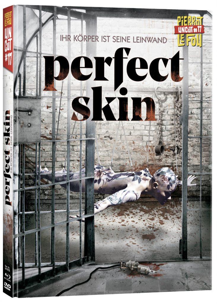 Das Cover des Mediabooks zu Perfect Skin