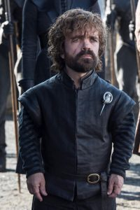 Peter Dinklage in Game of Thrones Staffel 7 aus 2017