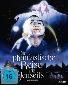 Die phantastische Reise ins Jenseits Mediabook A © Koch Films