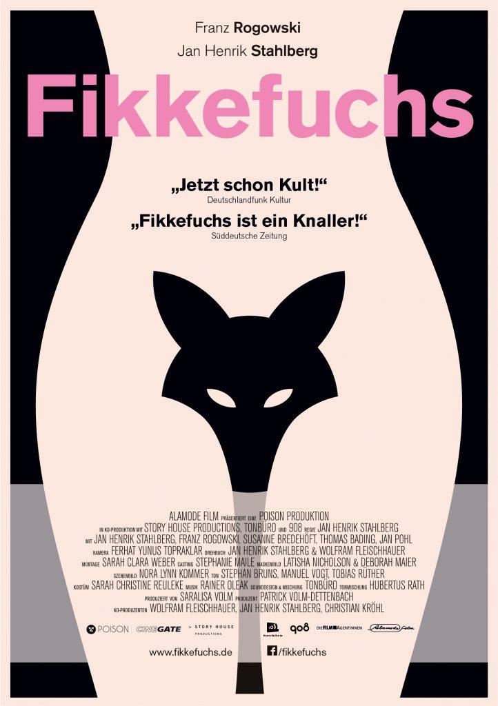 """Filmplakat von """"Fikkefuchs"""" ©Alamode Film"""