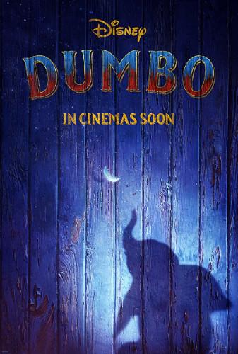 Plakat zu Dumbo © Walt Disney