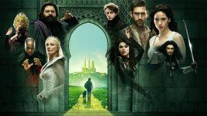 Plakat zu Emerald City