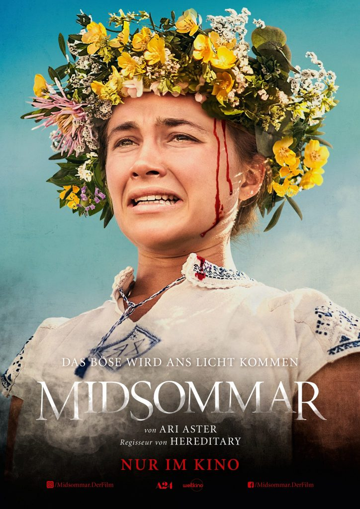 Das Kinoplakat zu Midsommar © Weltkino