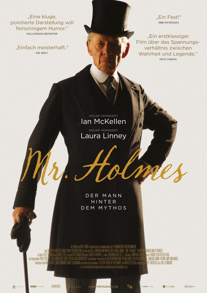 Plakat zu Mr. Holmes