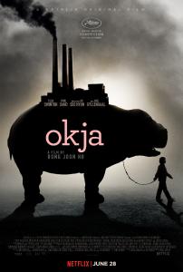 Plakat zu Okja
