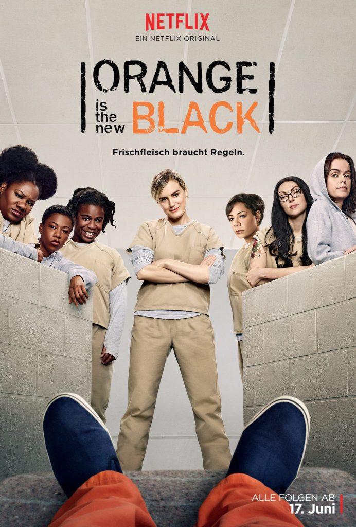 Plakat zu Orange is the new Black © Netflix