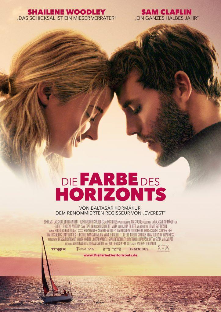 """Plakat von """"Die Farbe des Horizonts"""" © TOBIS Film GmbH"""