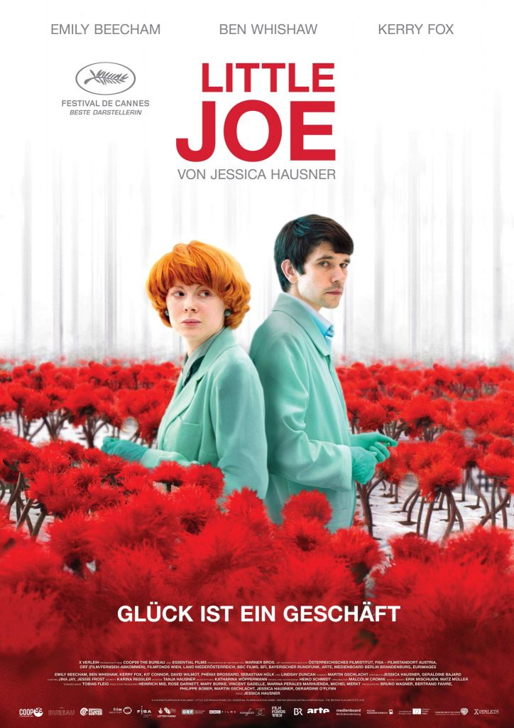 Das Plakat zu Little Joe