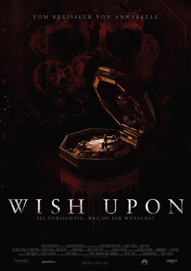 "Cover von ""Wish upon"""