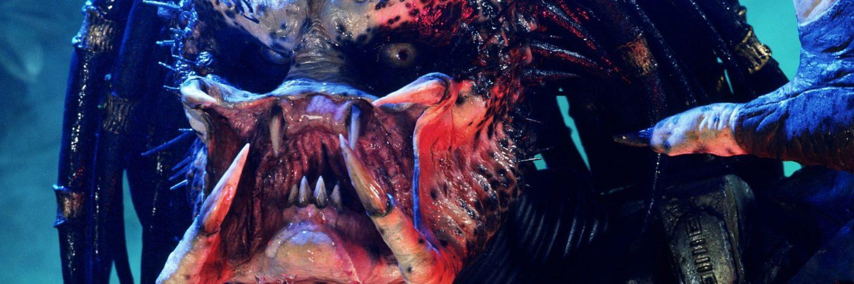 Der Predator aus dem gleichnamigen Film zeigt seine ganze Schönheit