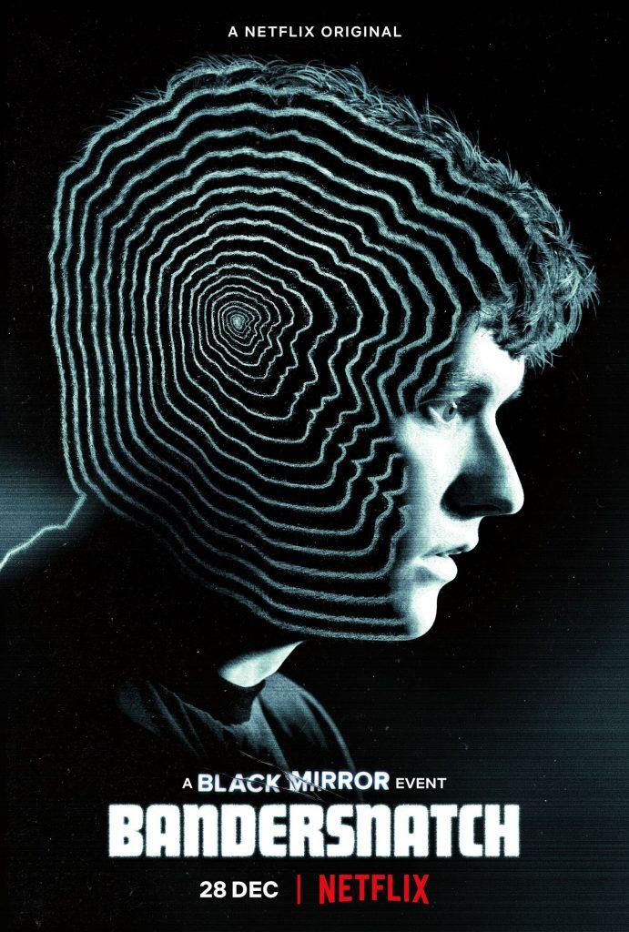 Offizielles Poster zu Black Mirror: Bandersnatch © Netflix