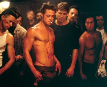 Tyler Durden hält sich beim Fight Club nicht zurück © 20th Century Fox Home Entertainment