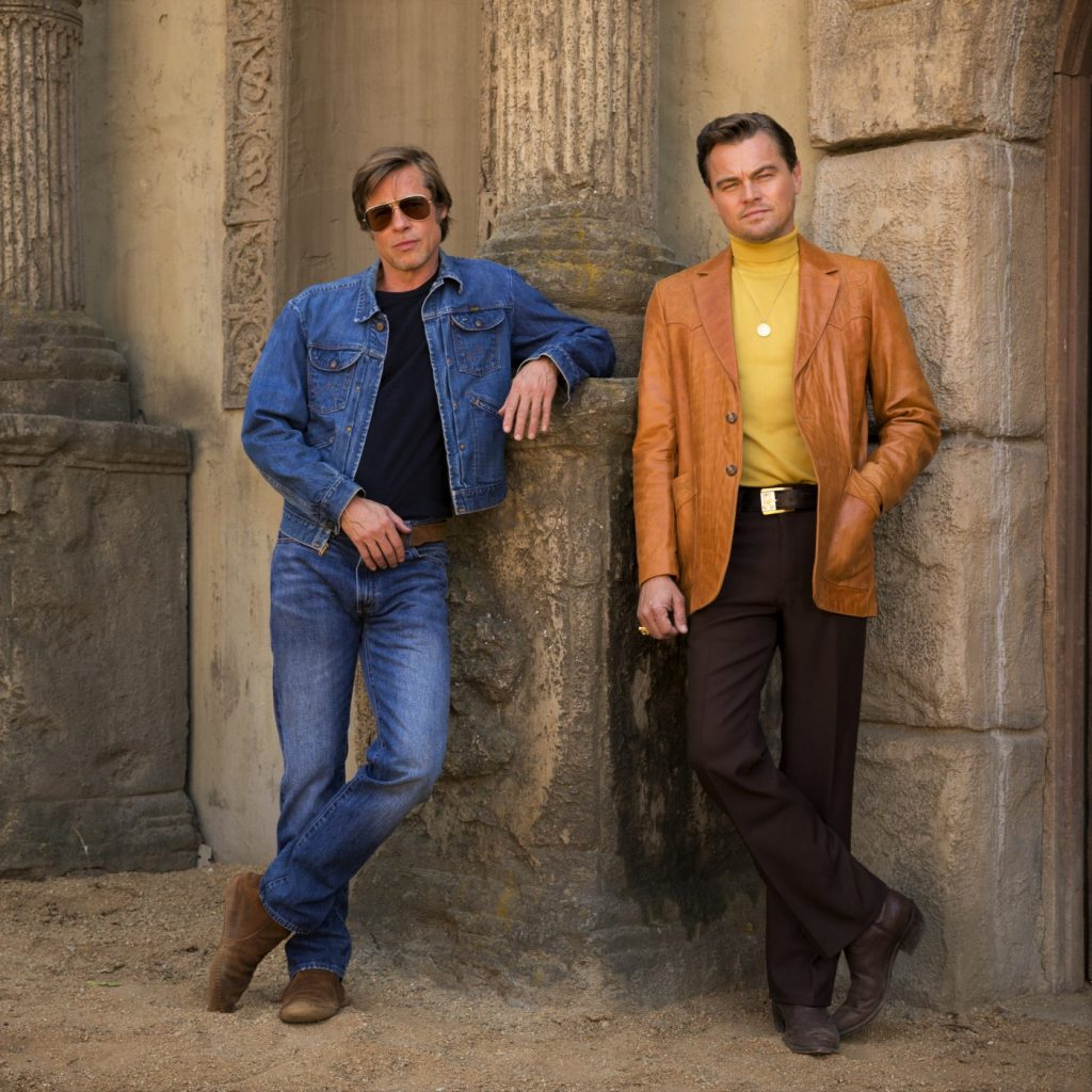 Leonardo DiCaprio und Brad Pitt in Once Upon a Time in Hollywood. © 2018 Sony Pictures Entertainment Deutschland GmbH