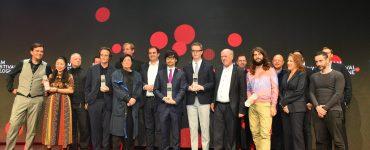 Preisverleihung des FFCGN Awards