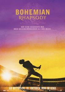 "Filmplakat zu ""Bohemian Rhapsody"" © 20th Century Fox"