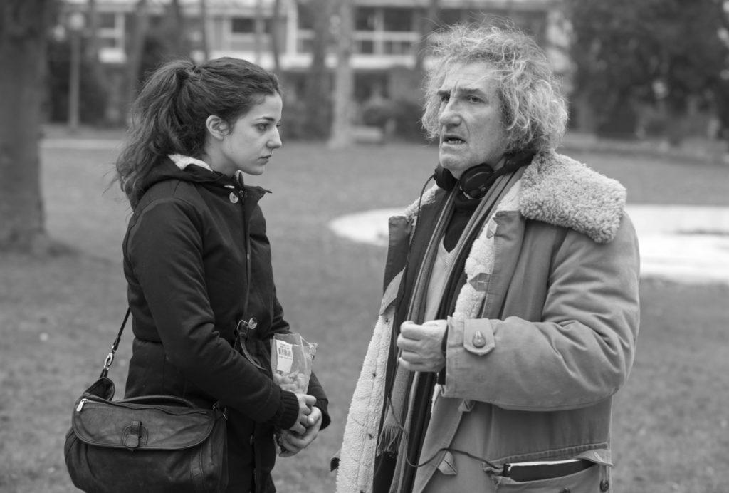Der Regisseur von Le sel des larmes