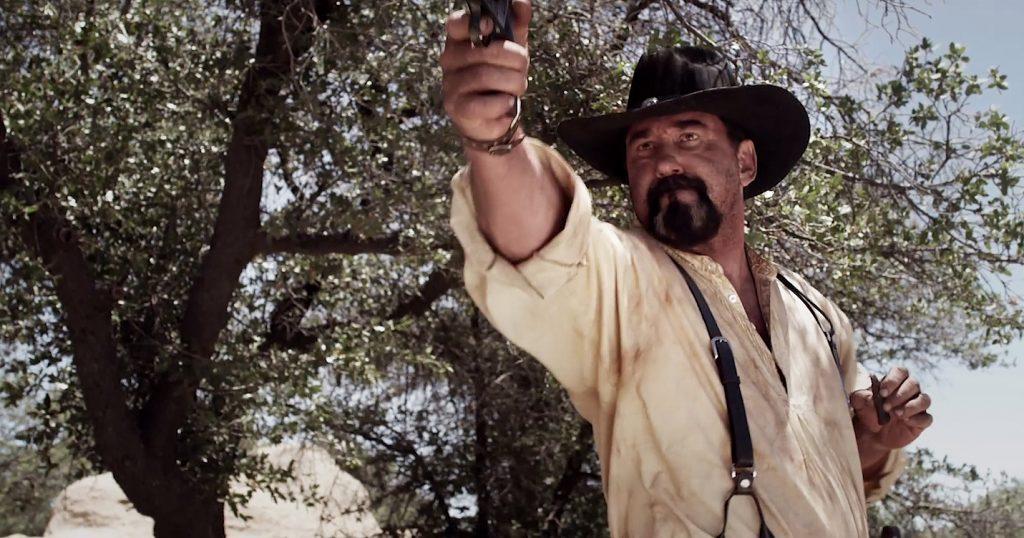 Richard O. Ryan als Cole Roberts ©Tiberius Film