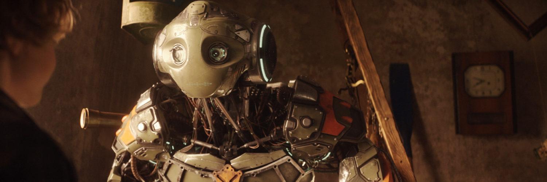 Robo ist der Titelheld.