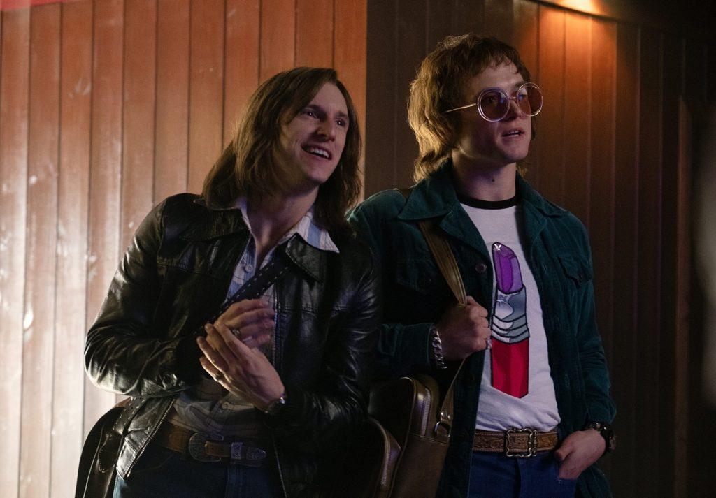Elton und Bermie © Paramount Pictures