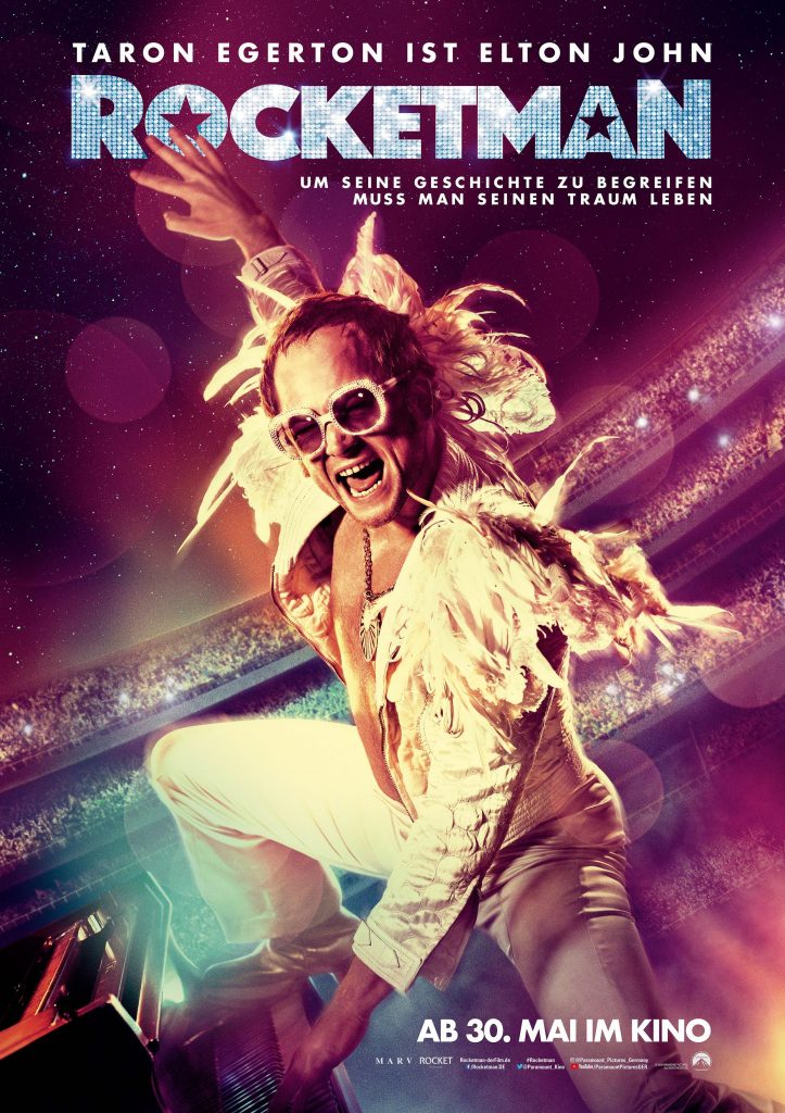 Filmcover zu Rocketman © Paramount Pictures