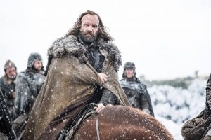 Rory McCann in Game of Thrones Staffel 7 aus 2017