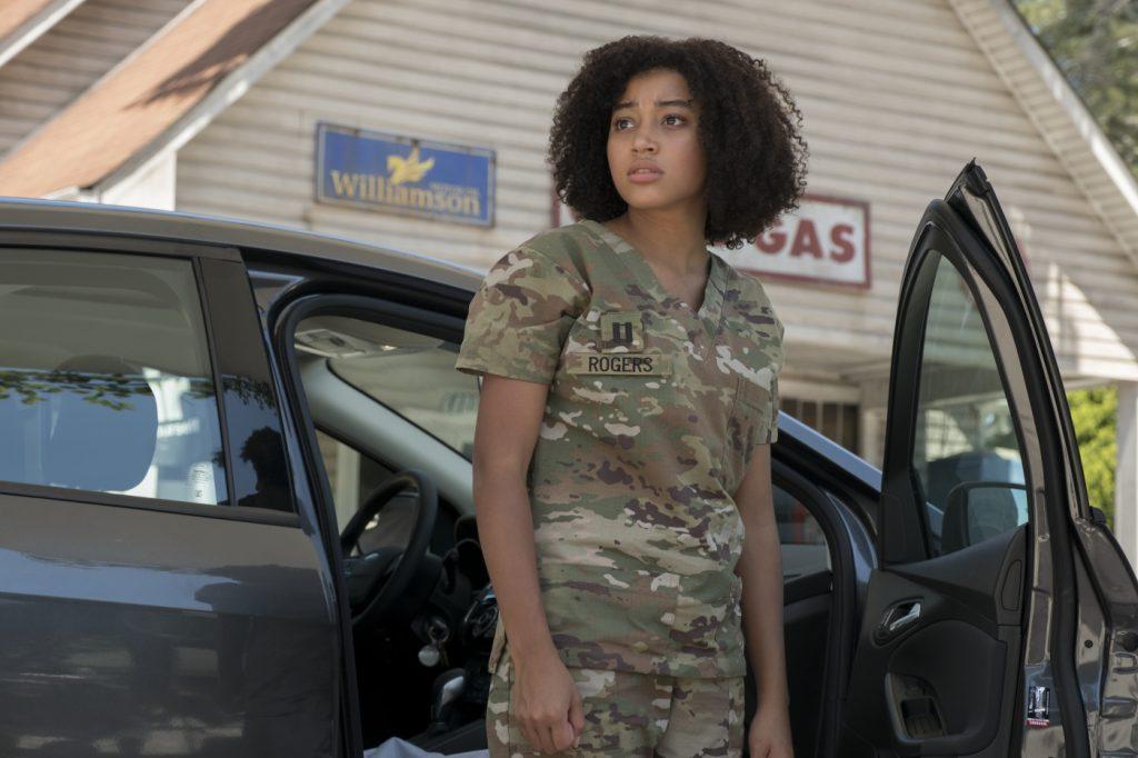 Ruby Daly (Amandla Stenberg) auf der Flucht ©20th Century Fox