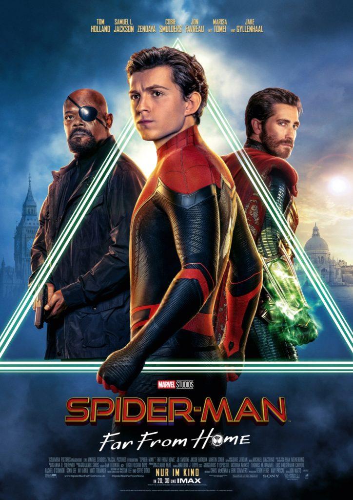Kinoplakat © 2019 Sony Pictures Entertainment Deutschland GmbH