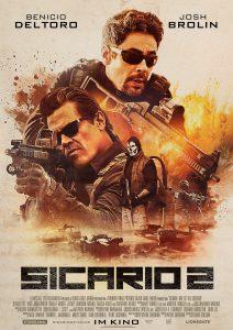 "Offizielles Filmplakat zu ""Sicario 2"" © StudioCanal"